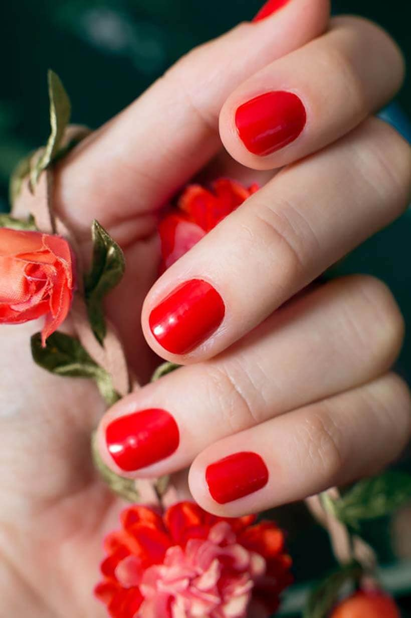 What Does Your Nail Polish Say About You