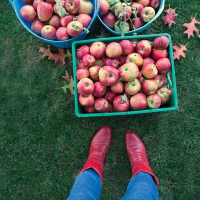 Beauty DIY: An apple a day keeps the skin problems away!