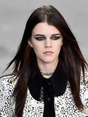 Image: Chanel / Makeup: Tom Pecheux