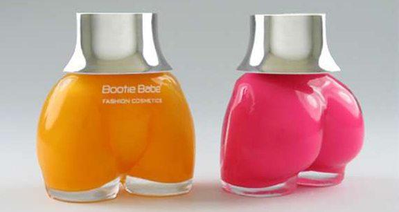 bootie babe nail polish