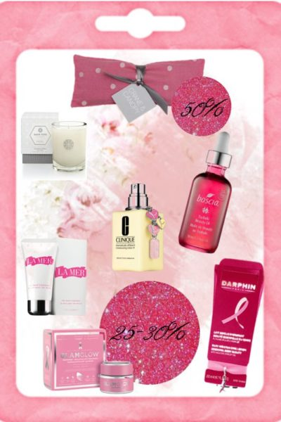 'Think Pink' WISELY: Breast cancer beauty buys that actually help the cause