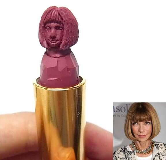 lipstick anna wintour