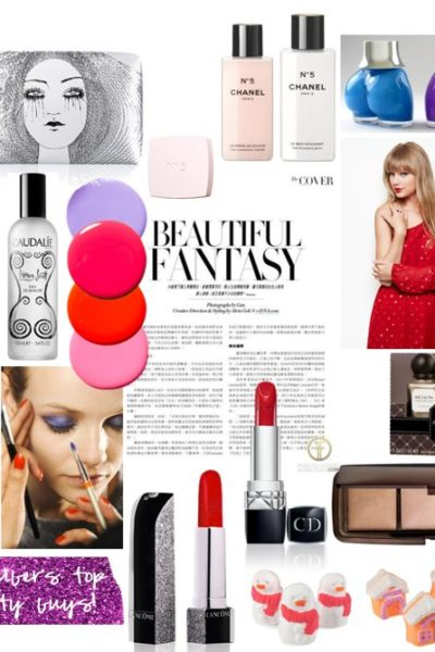 Beauty desk essentials: November
