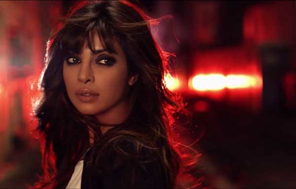 Meet Priyanka Chopra. Or should I say, Alex Parrish from Quantico?