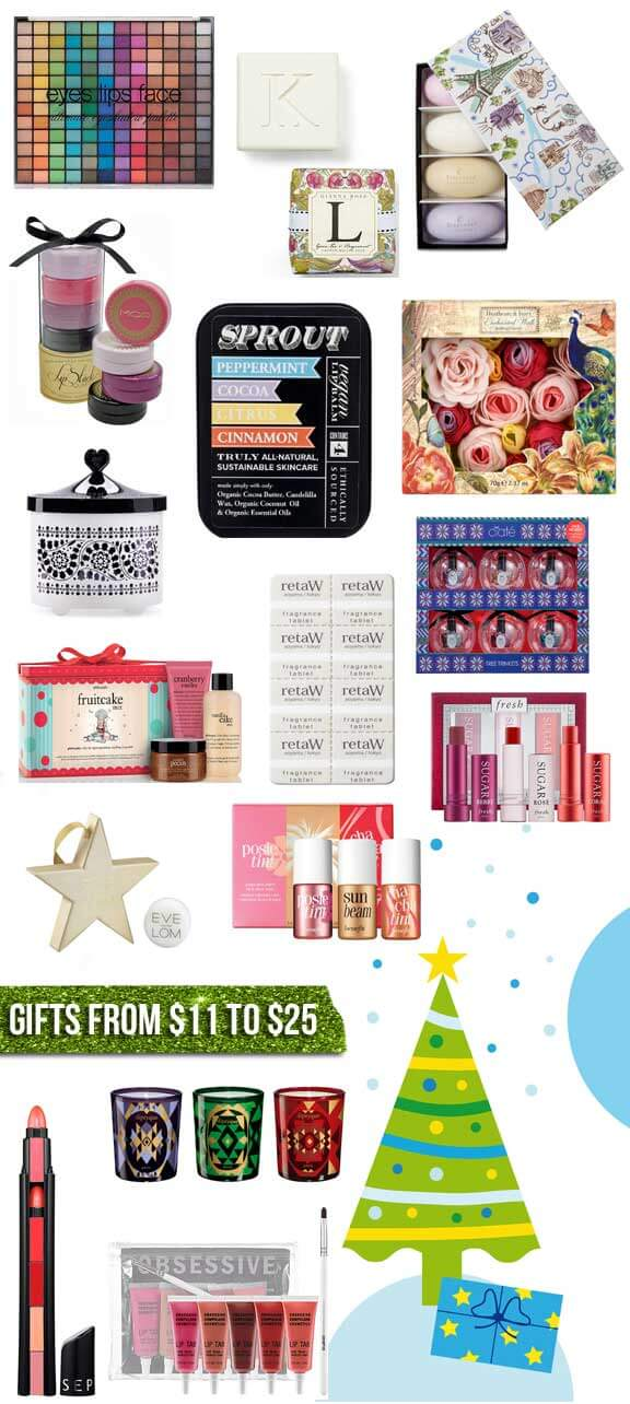 beauty gifts 2