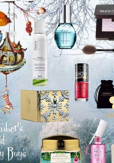 Beauty Desk Essentials: December's Hottest Launches!