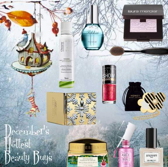december beauty buys