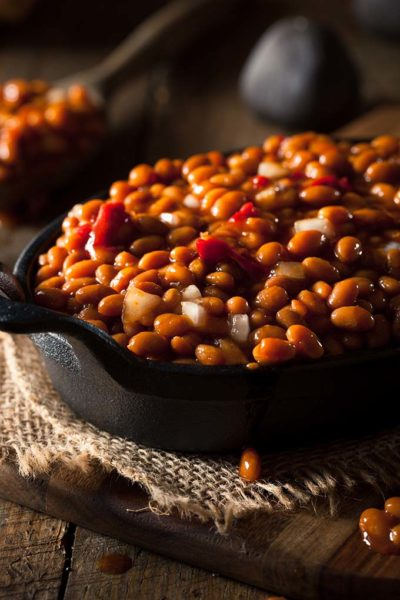 Why you should eat beans to curb a pizza craving (and nuts for chocolate… !)