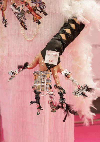 WTF of the week: Nailympics breed the craziest manicures