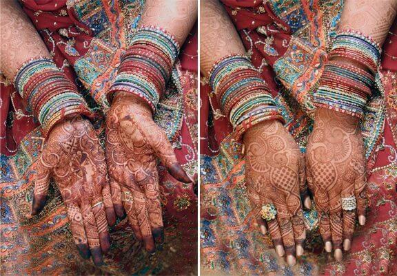 My wedding mehndi!