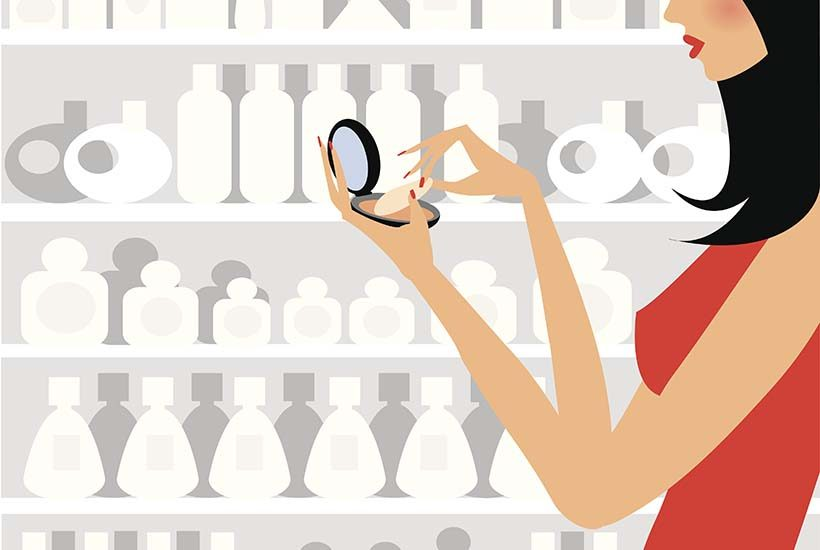 What they don't tell you at the beauty counter (Ignore this at your own risk!)