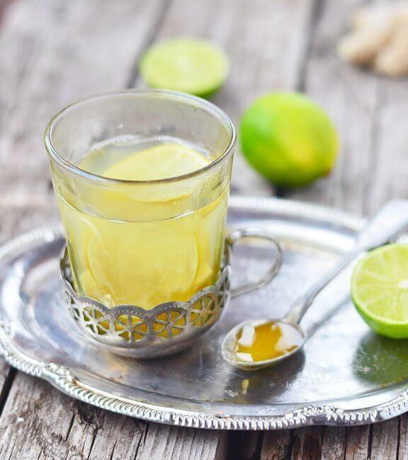 apple cider vinegar morning detox