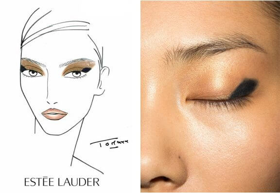 Photograph courtesy Estée Lauder for Derek Lam