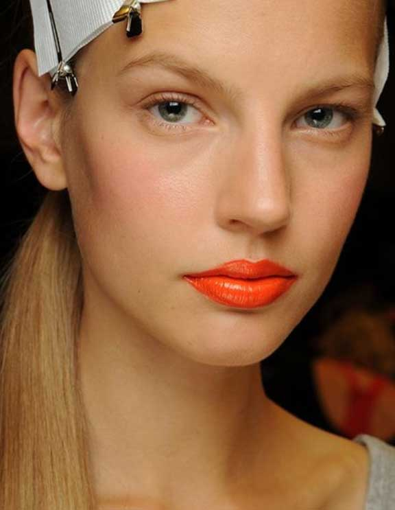 Orange is the new red... and here's how to wear this ...