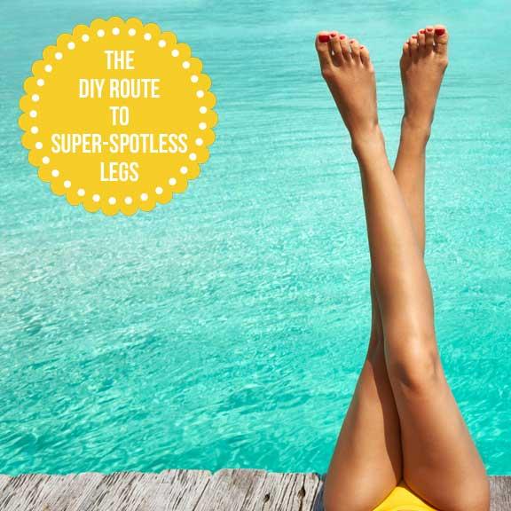 spotless legs