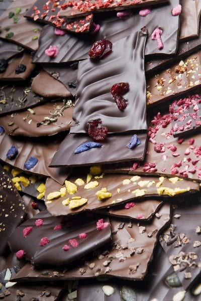 Beauty recipes: Chocolate for super-awesome skin? And ultra-glossy hair? Yes, please