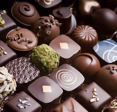 Could chocolate replace sunscreen? Possibly, yes!