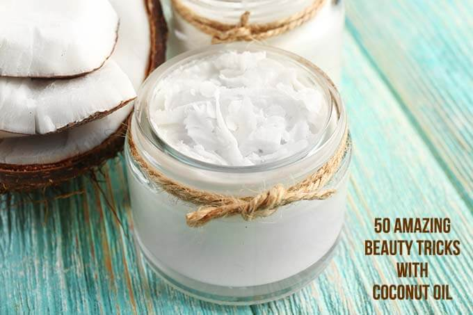 coconut oil beauty 3