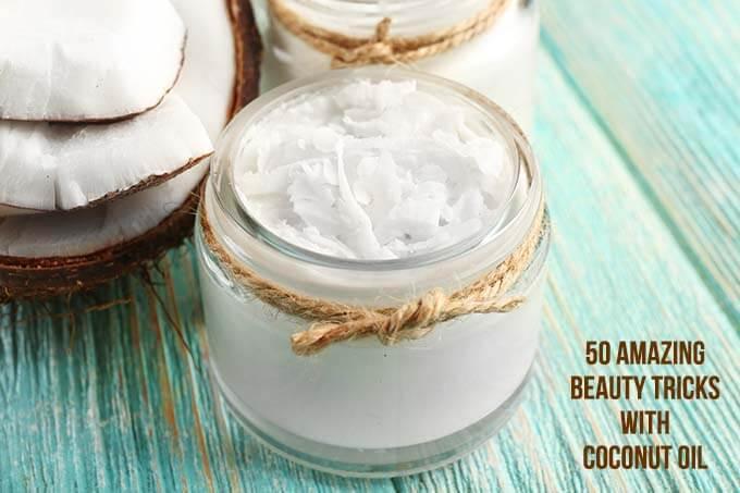 coconut oil beauty 3