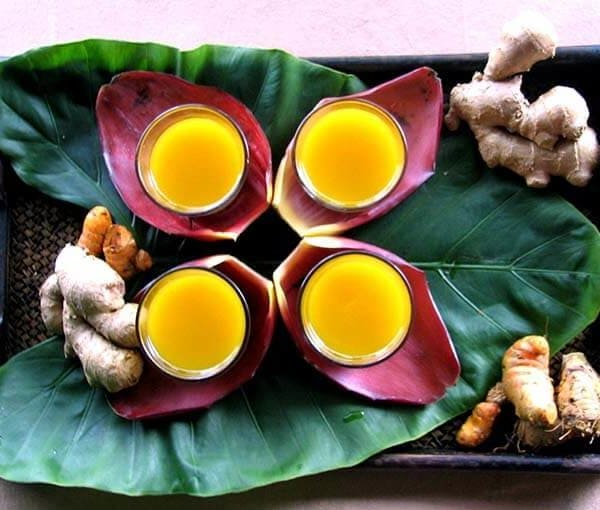 Indonesian Jamu: A simple recipe to make your own healing detox tonic