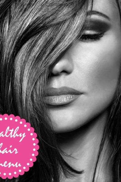 Healthy hair menu: The foods you should be eating for gorgeous, shiny hair