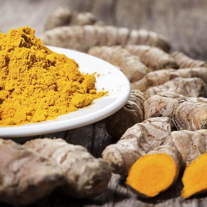 remove turmeric stains