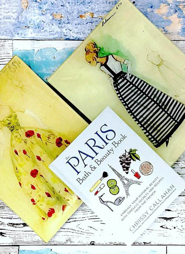 The Beauty Gypsy's first book: The Paris Bath & Beauty Book