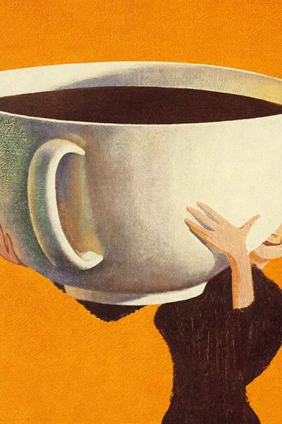 11 reasons you should drink coffee. Every. Single. Day.