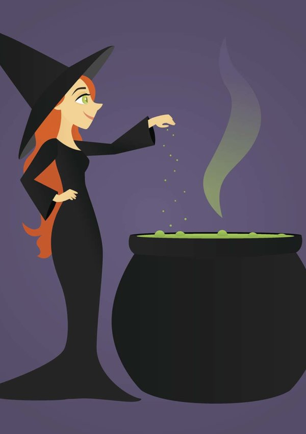 Let's try some beauty spells? As in spells to make you more beautiful. Yes, really!