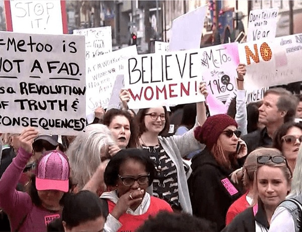 #MeToo: Is it enough? Or is it now time for #ThemToo?
