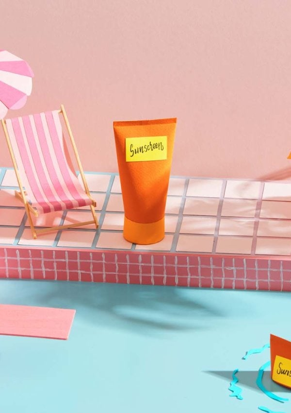 Why I have moved from chemical to physical sunscreen (and what's the difference)