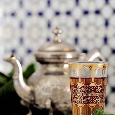 Why Moroccan mint tea is your skin's secret weapon!