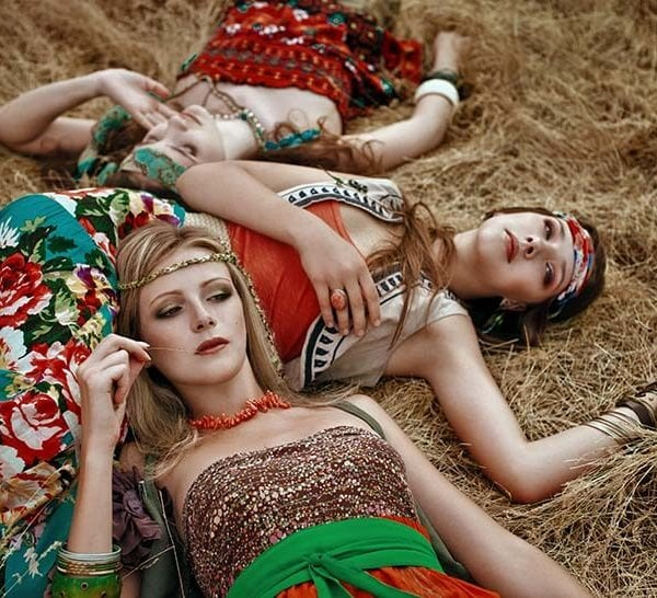 Gypsy makeup: How to look grungy, mystical and exotic this Halloween
