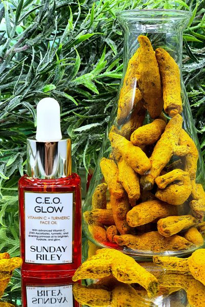 Do you need this: Sunday Riley's CEO Glow Vitamin C + Turmeric Face Oil