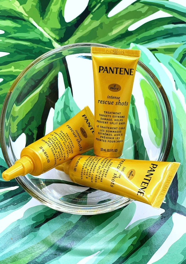 The Beauty Gypsy Review: Pantene Pro-V Intense Rescue Shots