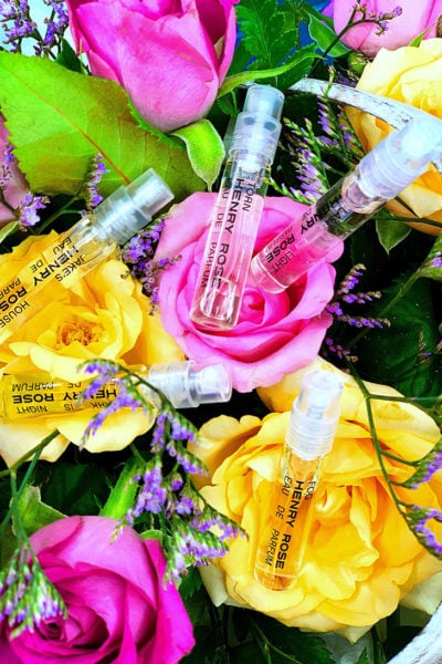 The Beauty Gypsy review: Michelle Pfeiffer's Henry Rose perfumes