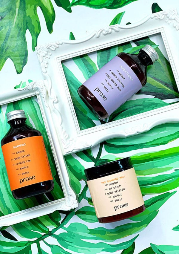 The Beauty Gypsy Review: Are custom-made hair products worth the hype (hello, Prose)?