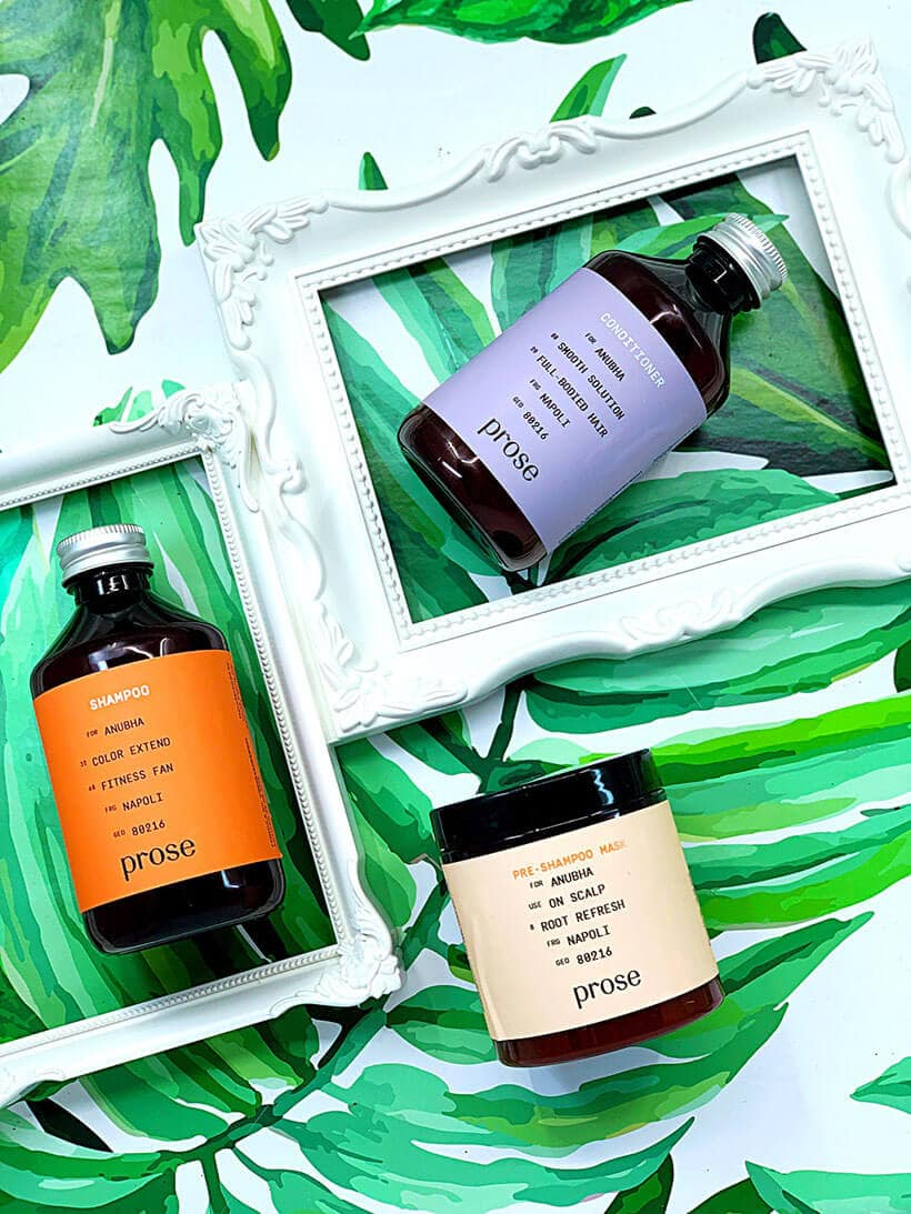 The Beauty Gypsy Review Are Custom Made Hair Products Worth The Hype Hello Prose