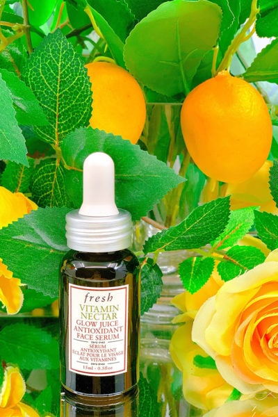 The Beauty Gypsy Review: Fresh's Vitamin Nectar Glow Juice Antioxidant Serum
