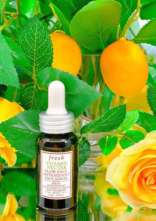 The Beauty Gypsy Review: Fresh's Vitamin Nectar Glow Juice Antioxidant Serum