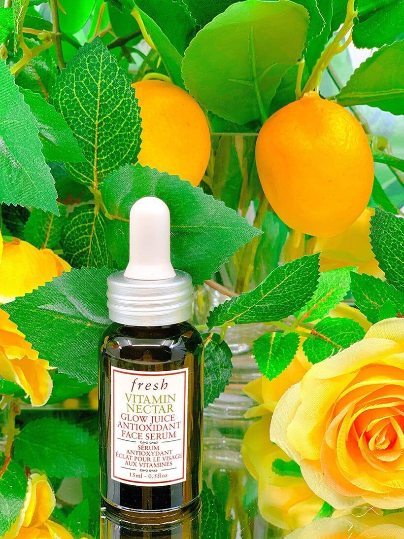 fersh vitamin nectar serum review