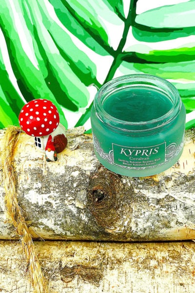 The Beauty Gypsy Review: Kypris Cerulean Soothing Hydrating Recovery Mask