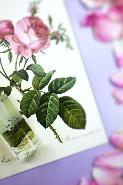 The Beauty Gypsy Review: Chantecaille Rose de Mai Face Oil