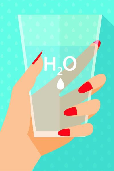 10 sneaky ways to drink more water (it's the cheapest, quickest way to look AND feel great!)