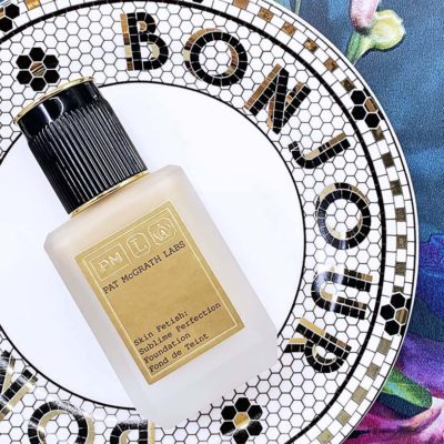 The Beauty Gypsy Review: Pat McGrath's Skin Fetish Foundation, Primer and Powder
