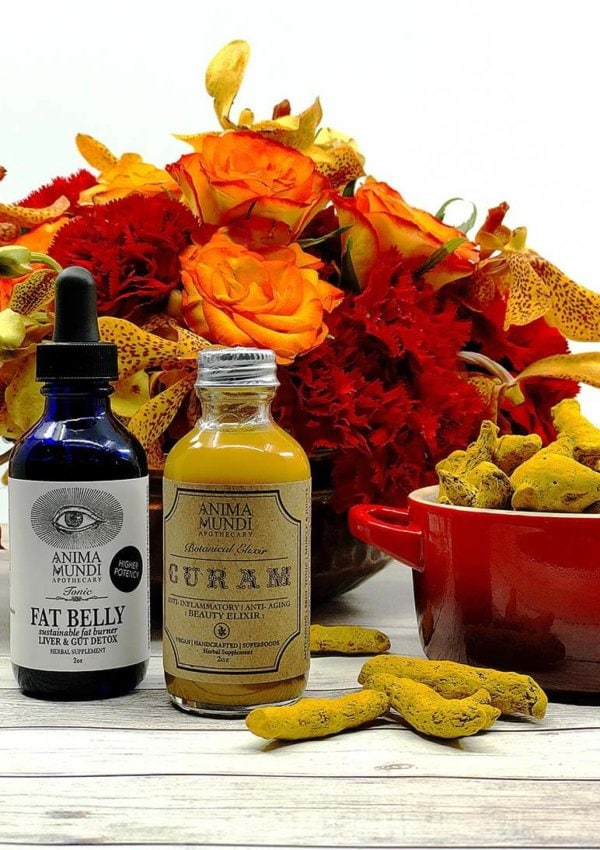 The Beauty Gypsy Review: Anima Mundi Curam and Fat Belly Tonic