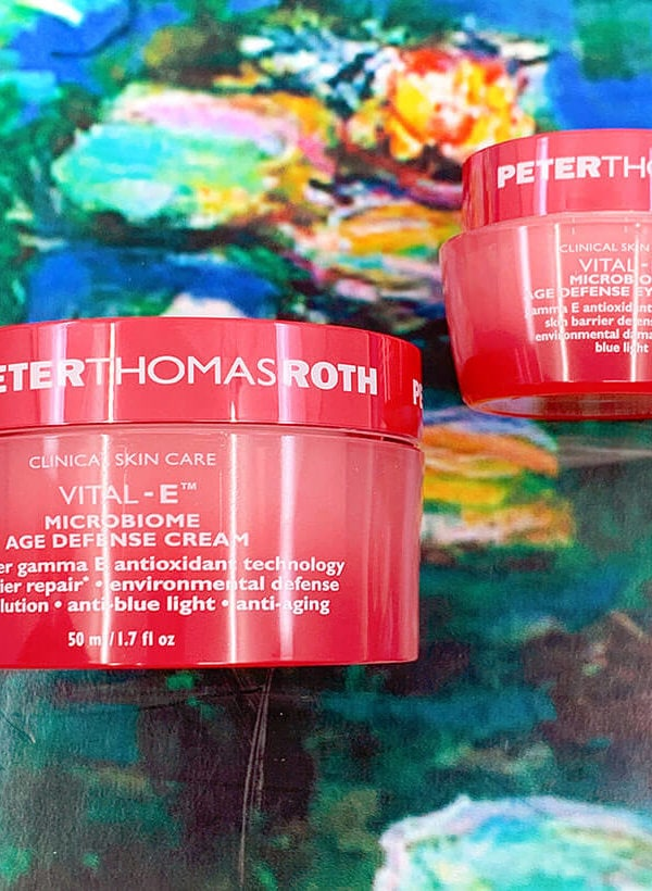 The Beauty Gypsy Review: Peter Thomas Roth Vital-E Microbiome Age Defense