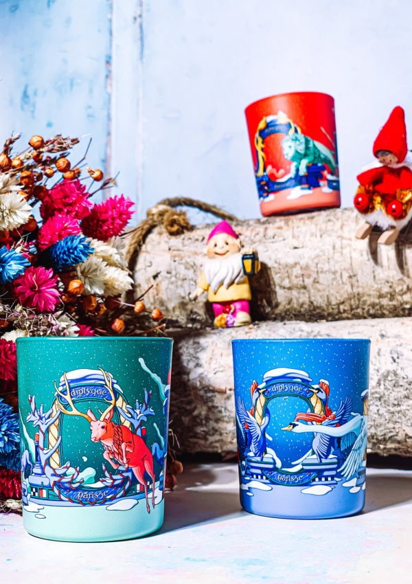 Diptyque's Winter Collection candles are here and all's well with the world
