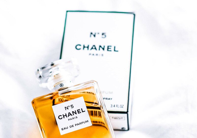 history of chanel no. 5 perfume