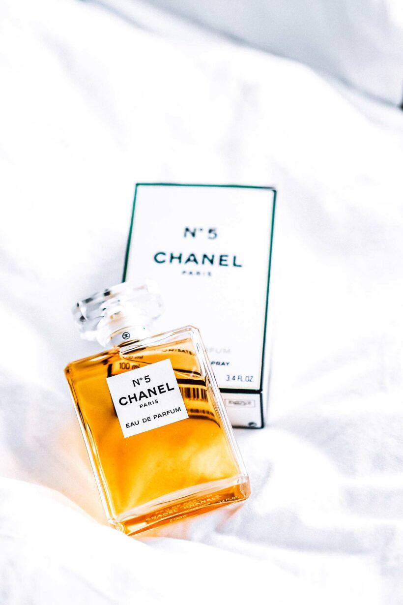 history of chanel no. 5 perfume